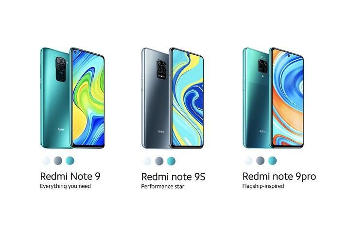 Redmi Note 9 yeni modelleri bu hafta geliyor