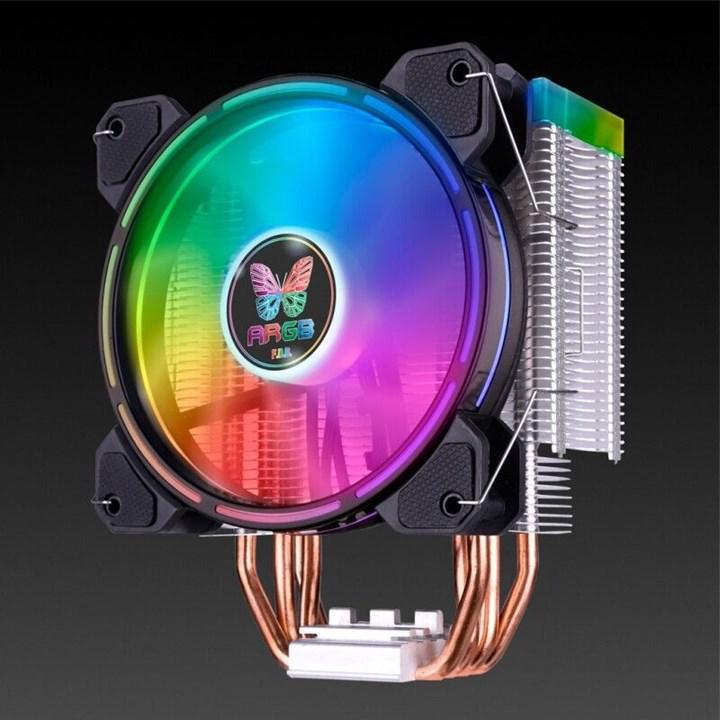 Super Flower Neon 122 soğutucusunu duyurdu