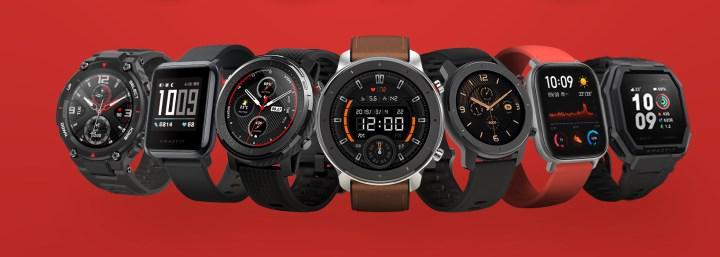 Bu akıllı saatler Band ve Amazfit marka üreticiler Huamu, Türkiye'de mi?