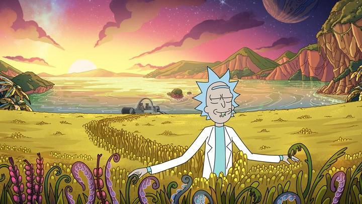 Rick and Morty'nin 7. sezonu için çalışmalar çoktan başlamış