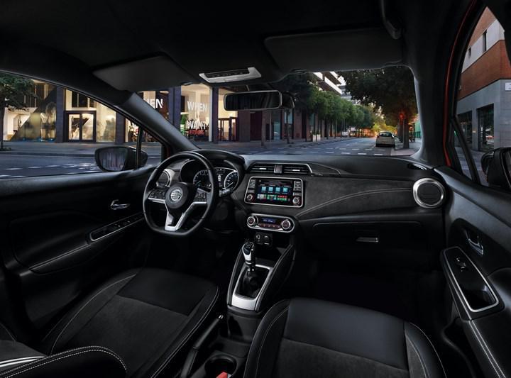 2021 Nissan Micra'ya N-Design ve N-Sport donanım seviyeleri eklendi
