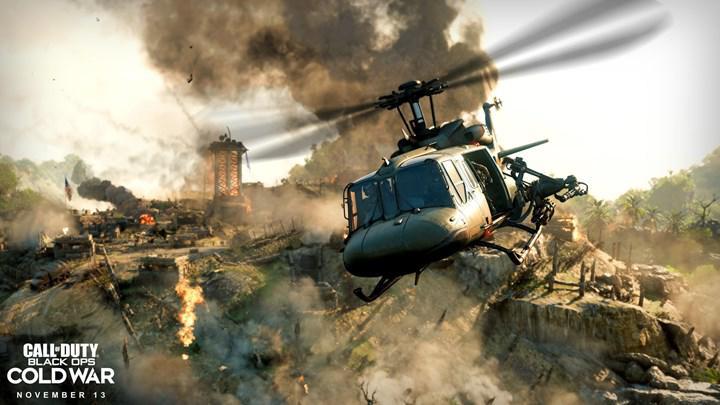 Call of Duty: Black Ops Cold War satışları ilk günden rekor kırdı