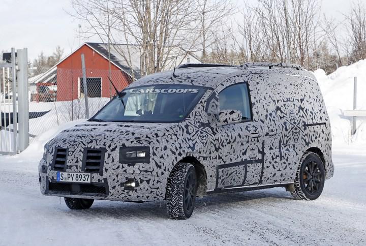 Yeni Mercedes-Benz Citan, tamamen elektrikli versiyonla gelecek