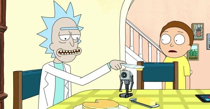 Rick and Morty'nin Tereyağı Robotu gerçek oldu; ön siparişe açılmış durumda