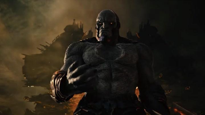 Zack Snyder's Justice League'den yeni bir fragman paylaşıldı