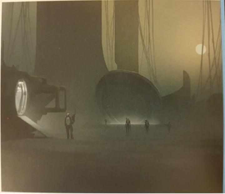 Yeni Mass Effect oyunundan konsept tasarımlar paylaşıldı