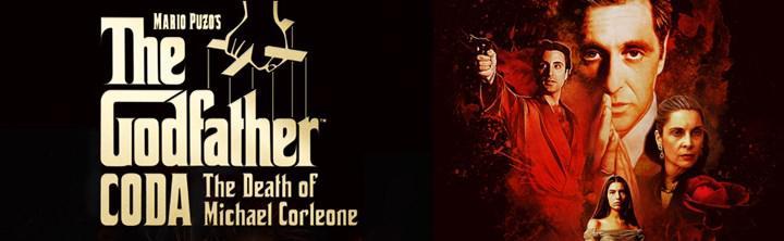 The Godfather 3'ün yeniden kurgulanmış versiyonundan fragman paylaşıldı