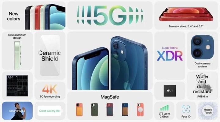 iPhone 12  Türkiye fiyatları belli oldu iddiası