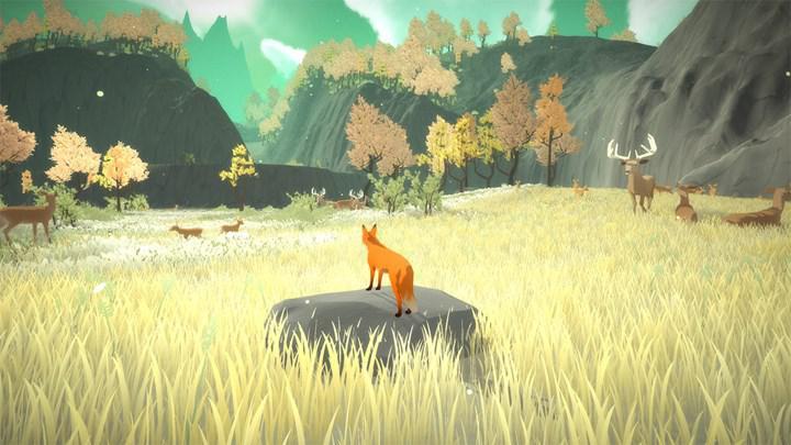 Keşfe dayalı macera oyunu The First Tree, iOS cihazlar için yayınlandı