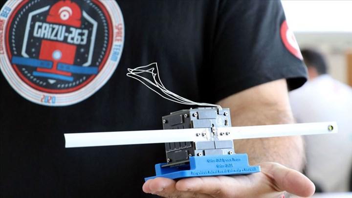 Türkiye'nin ilk 'cep uydusunu' SpaceX uzaya fırlatacak