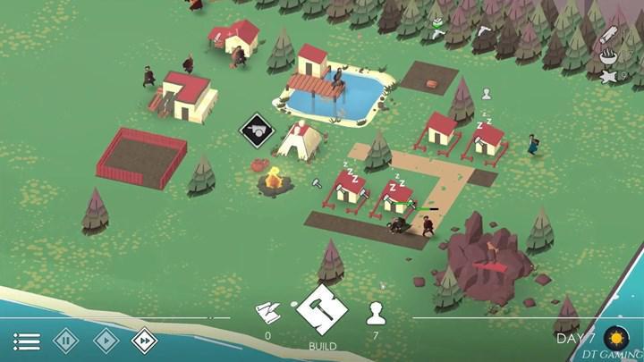 Hayatta kalma simülasyon oyunu The Bonfire 2: Uncharted Shores, Android için erken erişime açıldı