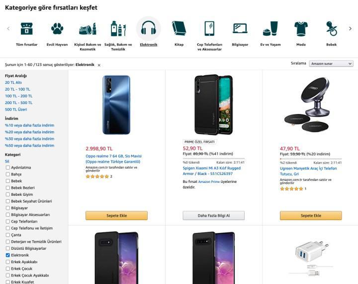 Amazon'un Black Friday indirimleri başladı: İşte düşen ilk fırsatlar