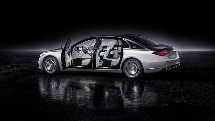 Yeni Mercedes-Maybach S-Serisi, lüksü yeniden tanımlamaya geldi
