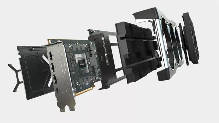 Referans tasarım RX 6800 serisi önümüzdeki yılın başlarına kadar üretilecek