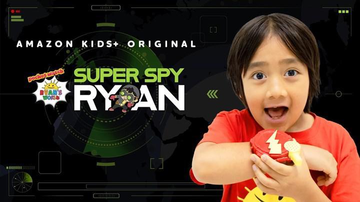 YouTube'un popüler çocuk kanalı Amazon ile anlaştı