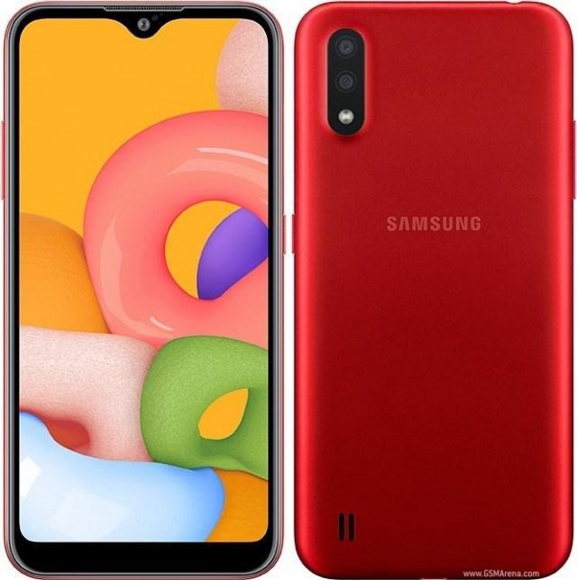 Giriş seviye Samsung Galaxy A02, 5.000 mAh bataryaya sahip olacak