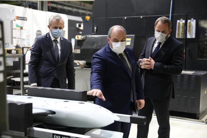 Milli Turbojet Motor'la uçan füzeler 2021'de envanterdeki yerini almış olacak
