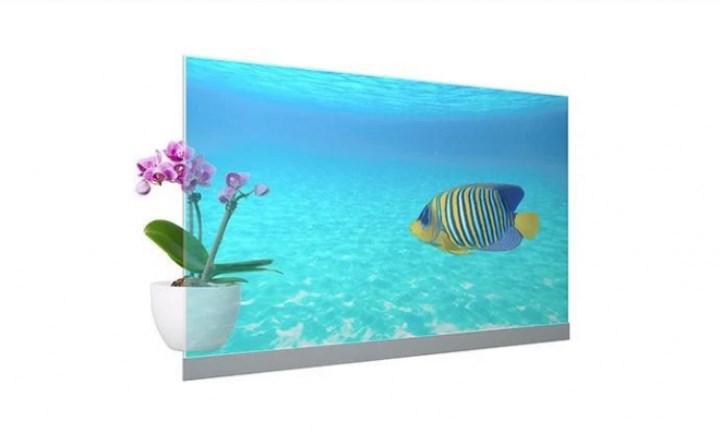 Japon Panasonic, şeffaf OLED TV kervanına iki model ile katıldı