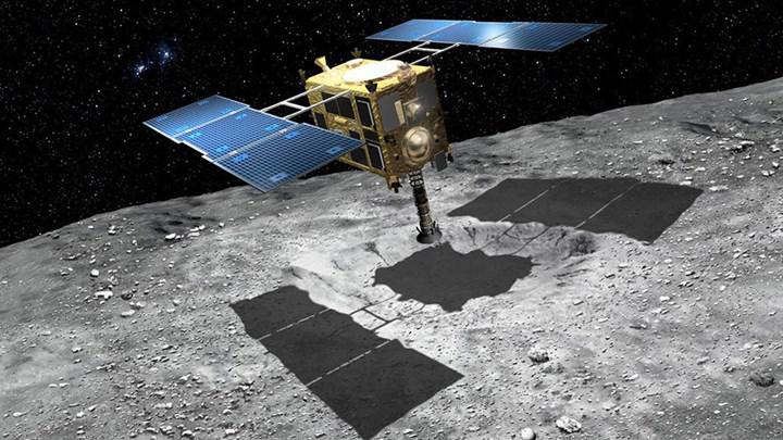Asteroit 'fatihi' Hayabusa2 nihayet Dünya'ya geri dönüyor