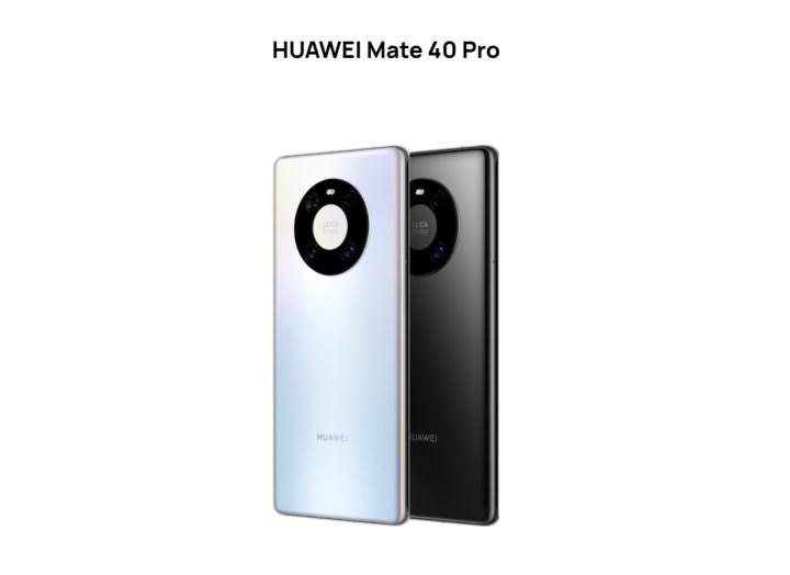 Huawei Mate 40 Pro ön siparişe başladı