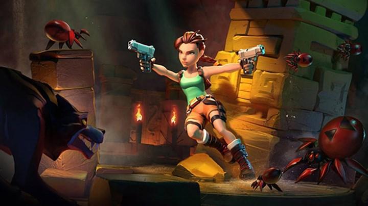 Oynaması ücretsiz Tomb Raider Reloaded iOS ve Android için duyuruldu