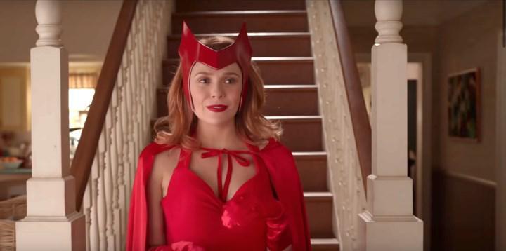 Marvel'ın yeni dizisi WandaVision, The Office ve Modern Family tarzında olacak