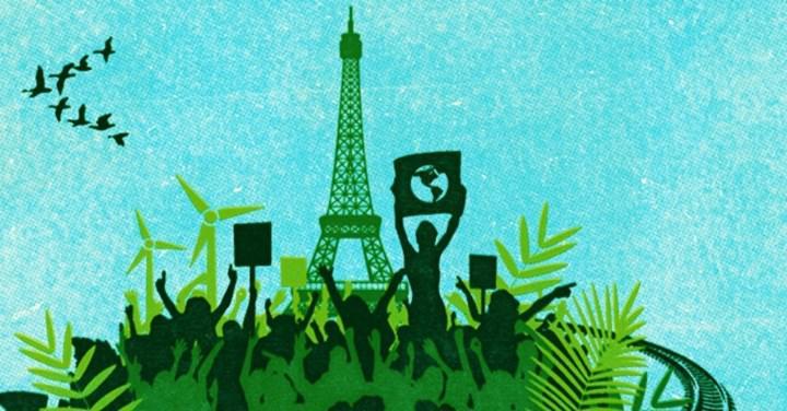 Türkiye'den Paris İklim Anlaşmasına tepki