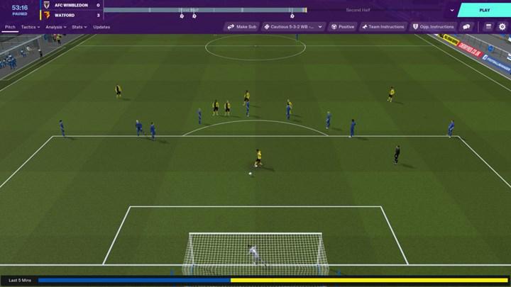 Football Manager 2021 Mobile, iOS ve Android için erişime açıldı