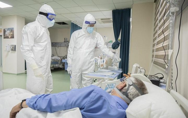 Pandemide hasta sayısındaki ürkütücü artış devam ediyor
