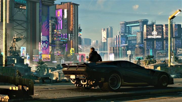 Cyberpunk 2077'nin PS5 ve PS4 Pro'dan alınan oynanış görüntüleri paylaşıldı