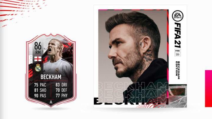 David Beckham'ın FIFA 21'den kazandığı çılgın para ortaya çıktı
