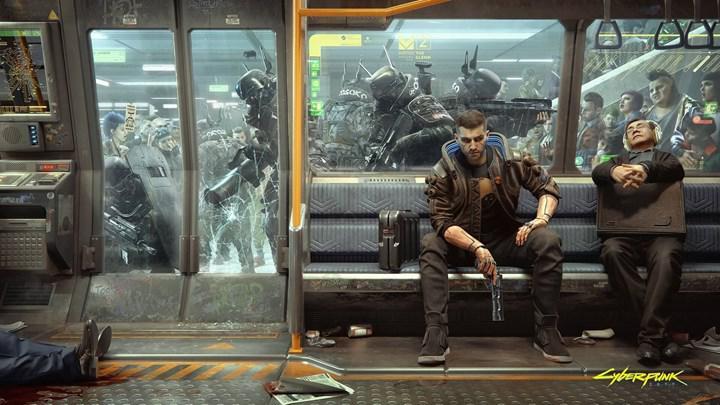Cyberpunk 2077, PC - PS4 Pro grafik karşılaştırması