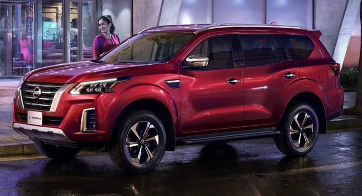 Nissan, Navara temelli SUV modeli X-Terra'yı tanıttı