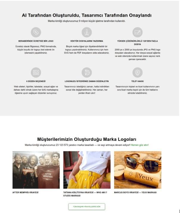 Yeni İş Fırsatları: Logaster'dan Satın Alınan Kurumsal Kimlik Paketlerinde %50 İndirim