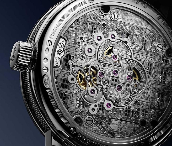 Breguet Classique Double Tourbillon 5345 Quai De L'Horloge modelini duyurdu