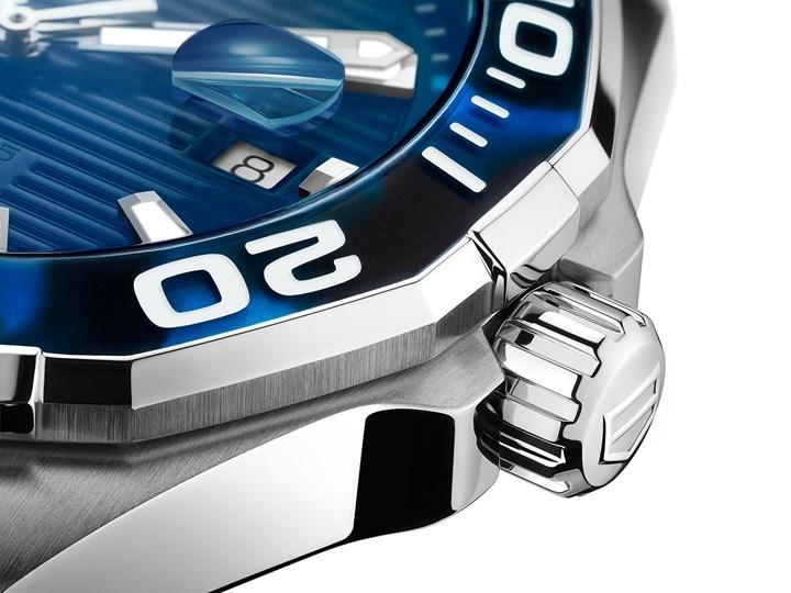 TAG Hauer'in yeni Aquaracer modelleri satışa sunuldu