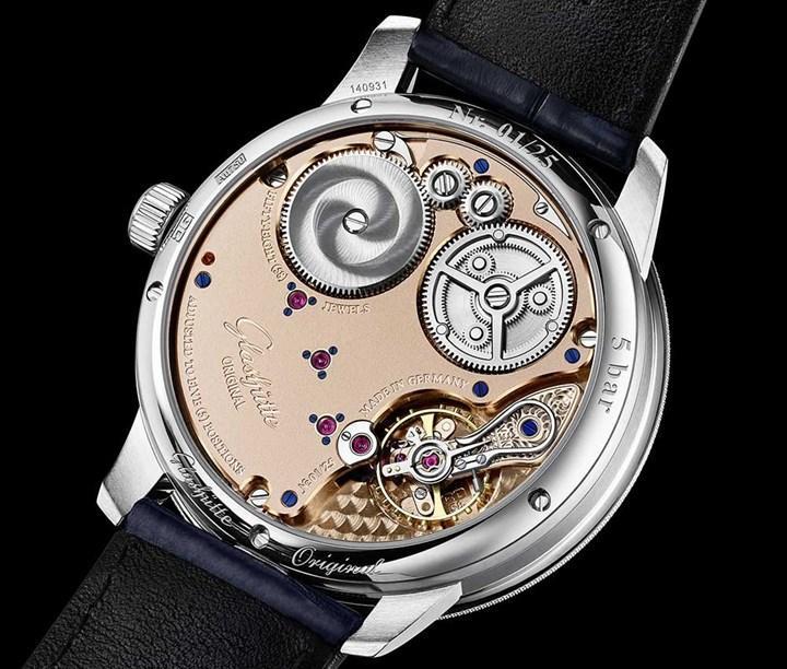 Glashütte Senator Chronometer satışa sunuldu