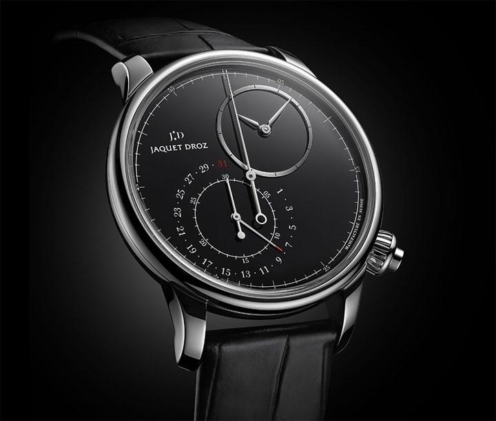 Jaquet Droz Grande Seconde Off-Centered Chronograph modelini duyurdu