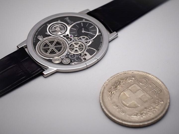 Piaget Altiplano Ultimate Concept modelini 2 yıl sonra piyasaya tekrar sürdü