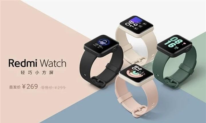 Redmi Watch tanıtıldı: İşte özellikleri ve fiyatı