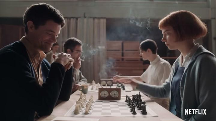 Netflix'in yeni dizisi The Queen's Gambit'in ardından satranç satışları yüzde 1048 arttı