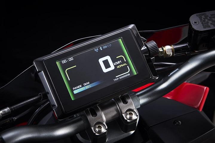 KYMCO, yeni elektrikli motosikleti F9'u tanıttı