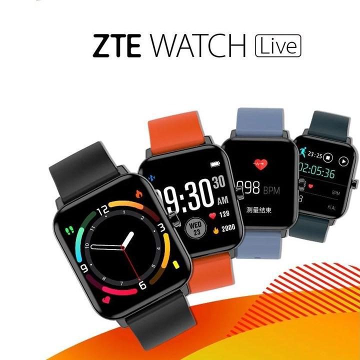 ZTE'den 35 dolarlık akıllı saat: Watch Live