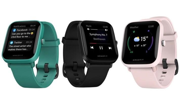 Huami'den NFC modüllü yeni akıllı saat: Amazfit Pop Pro