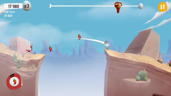 Sonsuz koşu oyunu Cracké Rush, ücretsiz olarak mobil cihazlar için yayınlandı