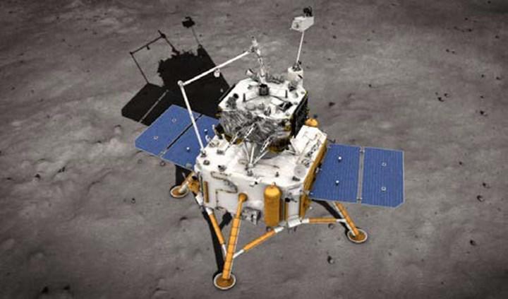 Çin, Ay'ın yörüngesine yerleşti: Tarihi iniş öncesinde son hazırlıklar