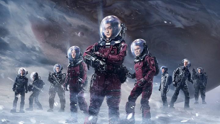 Çin'in yüksek bütçeli bilim kurgu filmi The Wandering Earth'in devamı geliyor