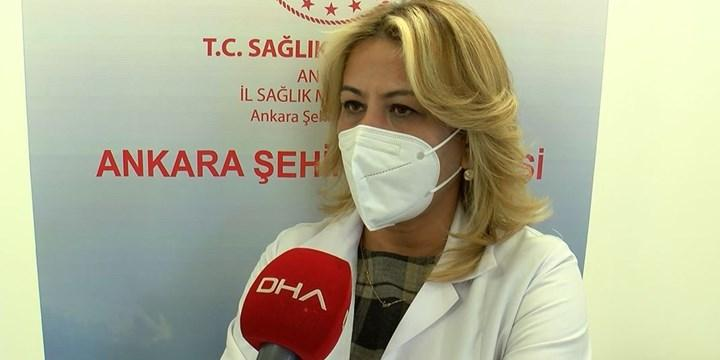 Bilim Kurulu üyesi, koronavirüsün akciğerlerde yarattığı tahribata dikkat çekti