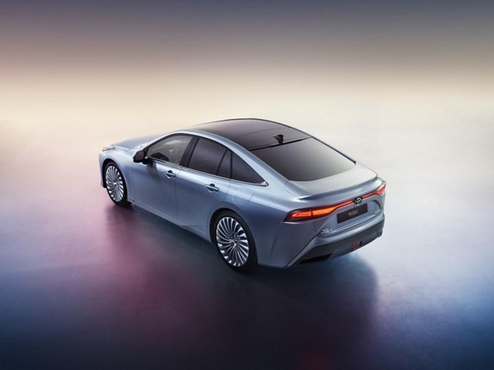 İkinci nesil Toyota Mirai tanıtıldı: Yeni tasarım ve yüzde 30 menzil artışı