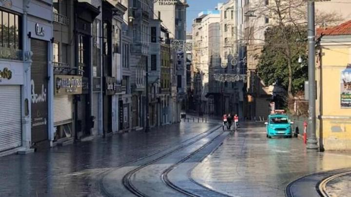 Cumhurbaşkanı açıkladı: Hafta sonu komple sokağa çıkma yasağı uygulanacak